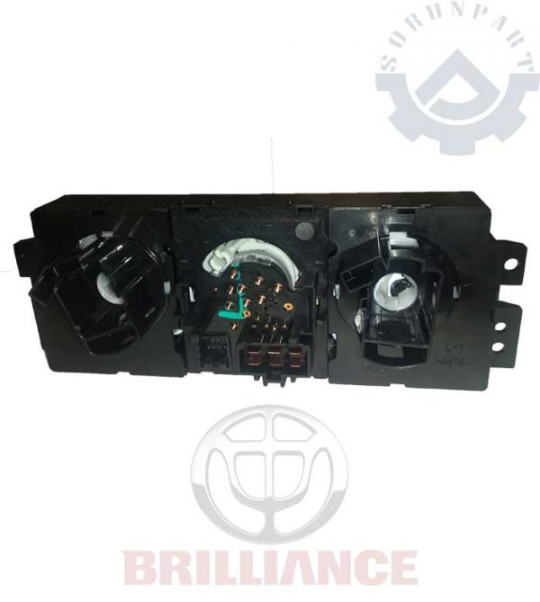 brilliance Air Condition control panel