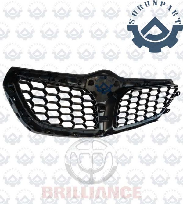 brilliance C3 front grill