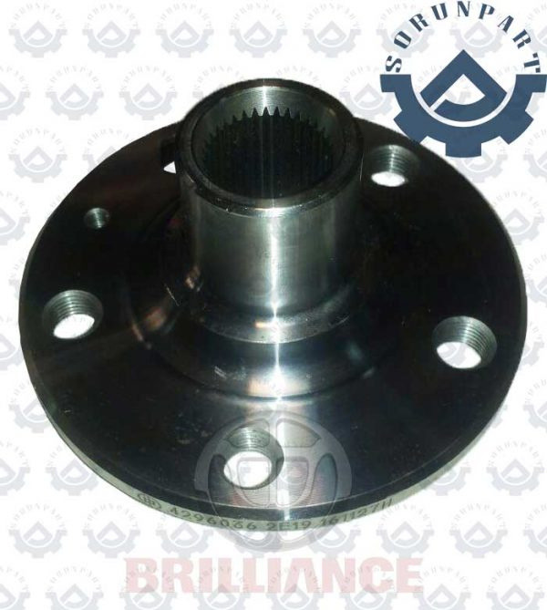 brilliance H 230 wheel hub