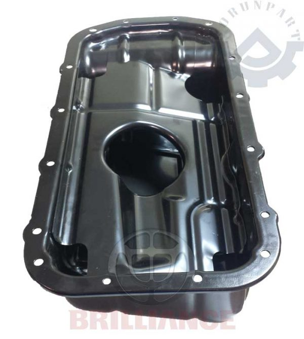 brilliance H 330 engine oil pan