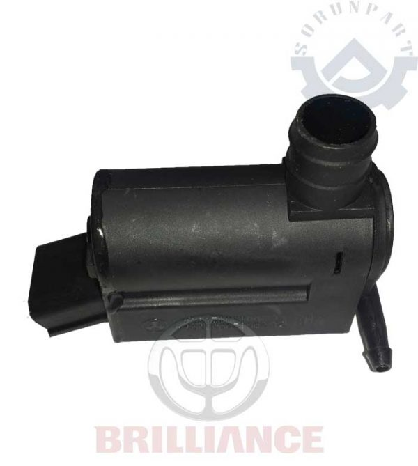 brilliance H 330 windshield washer pump motor