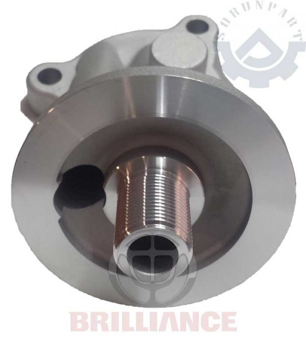 brilliance H220 engine oil filter adapter