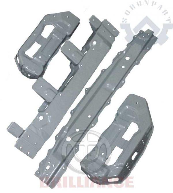 brilliance H220 front module bracket