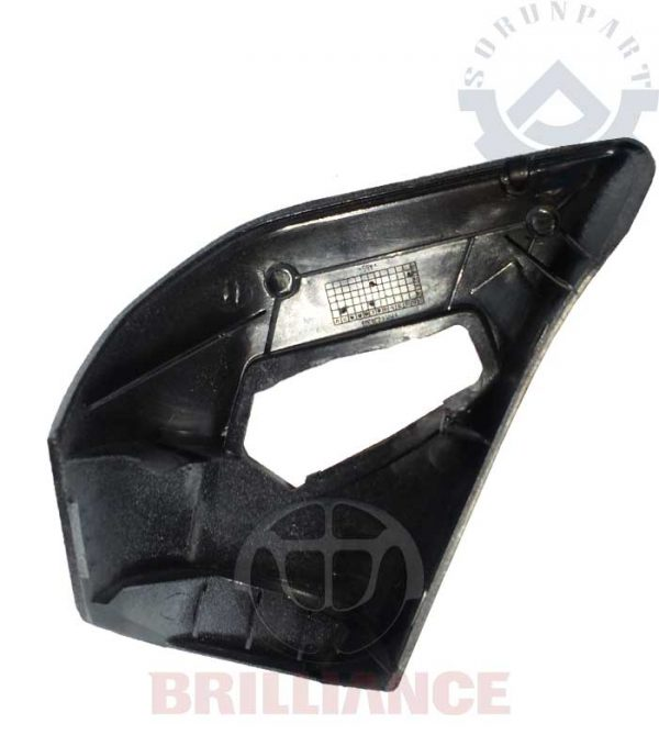 brilliance H220 rear side view mirror cover