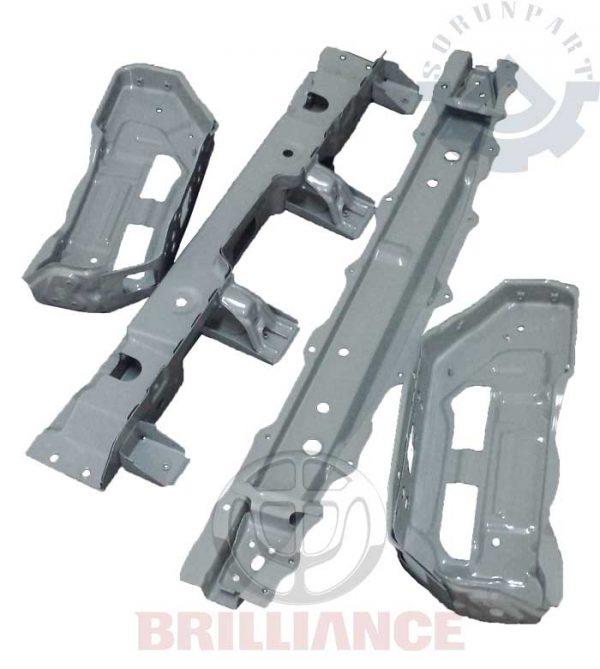 brilliance H230 front module bracket
