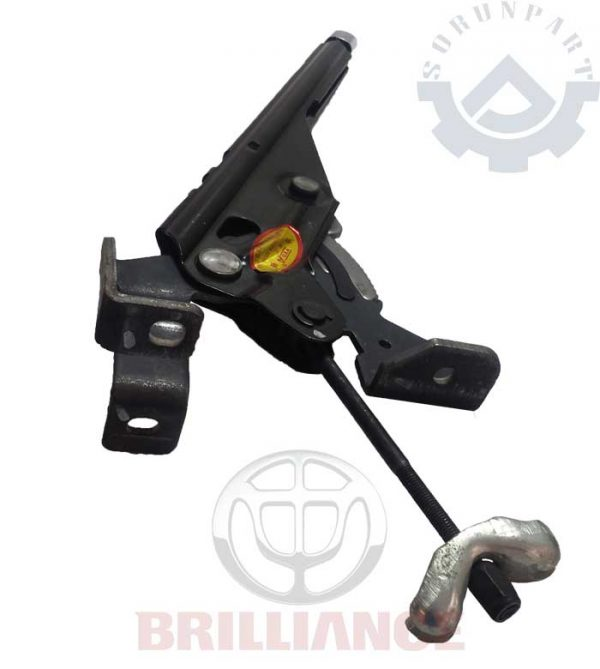 brilliance H300 hand brake assembly