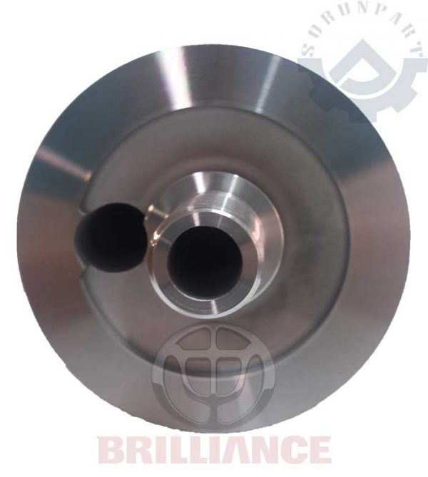 brilliance H330 engine oil filter assembly retainer