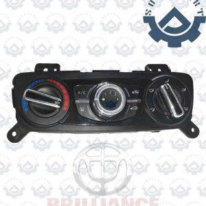 brilliance H330 heater control panel