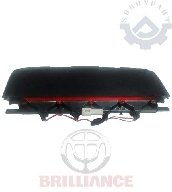 brilliance H330 third brake light