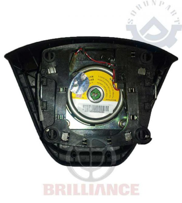 brilliance driver side steering wheel airbag