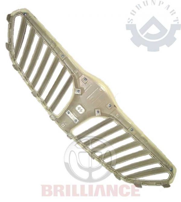brilliance front grill