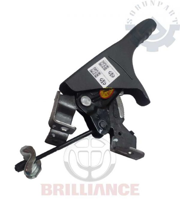 brilliance handbrake lever including grip