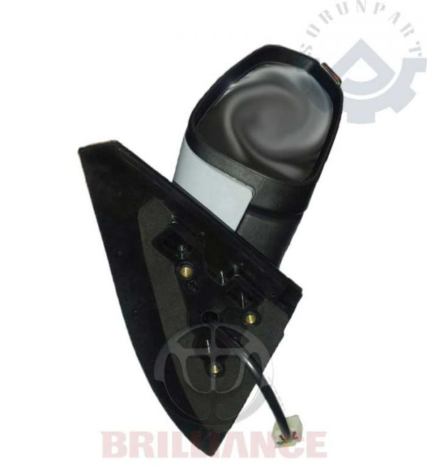 brilliance outer power rear view mirror