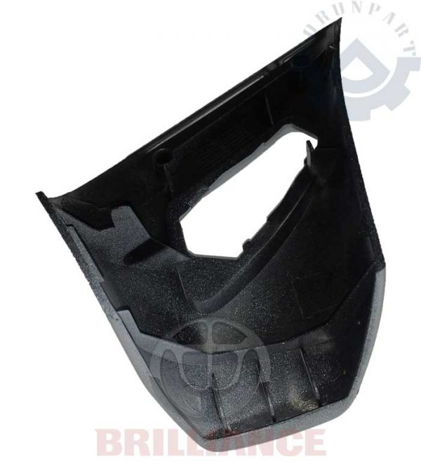 brilliance rear side view mirror cover
