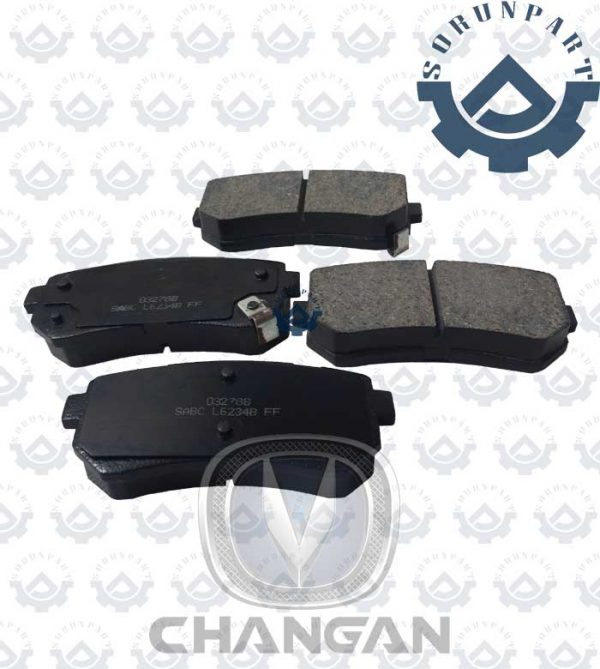 changan eado brake pads rear