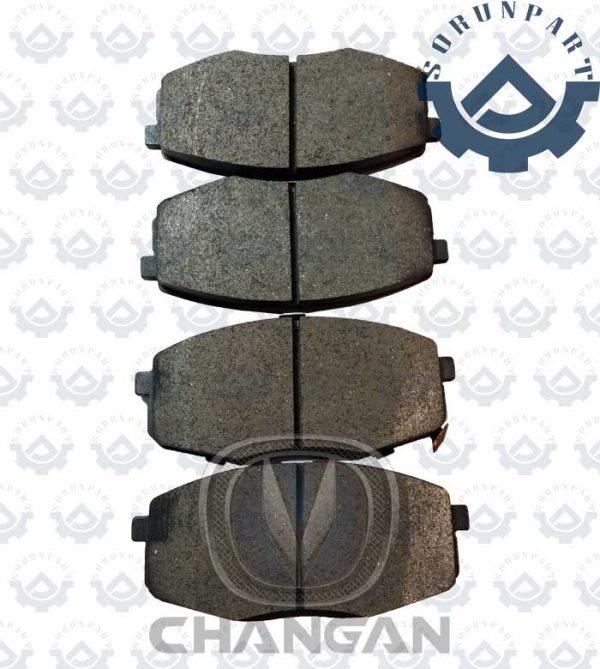 changan eado front brake pads