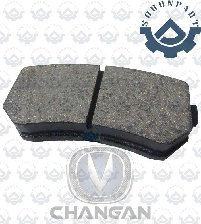 changan eado rear brake pads