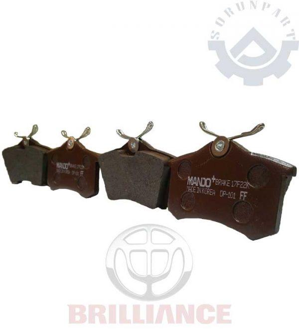 rear brake shoe